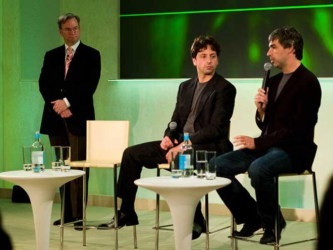 Sergey Brin : Apple et Facebook sont aussi dangereux que la Chine