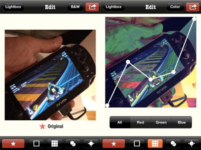 Snapster : sublimez vos photos avec vos propres filtres sur iPhone