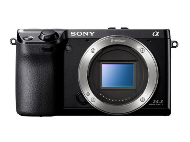 Sony Nex-7 : prise en main rapide