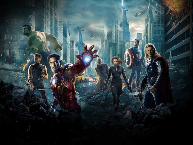 The Avengers : deux Spots TV pour patienter