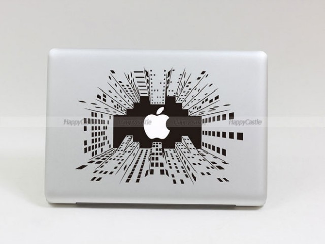 Sticker MacBook Fun