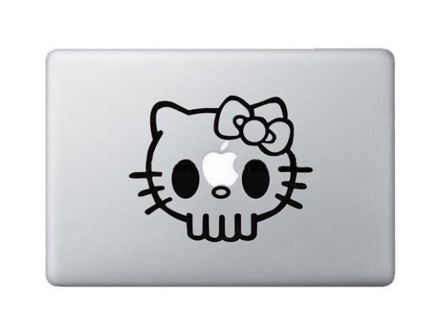 Sticker MacBook Hello Kitty