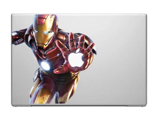 Sticker MacBook Iron Man