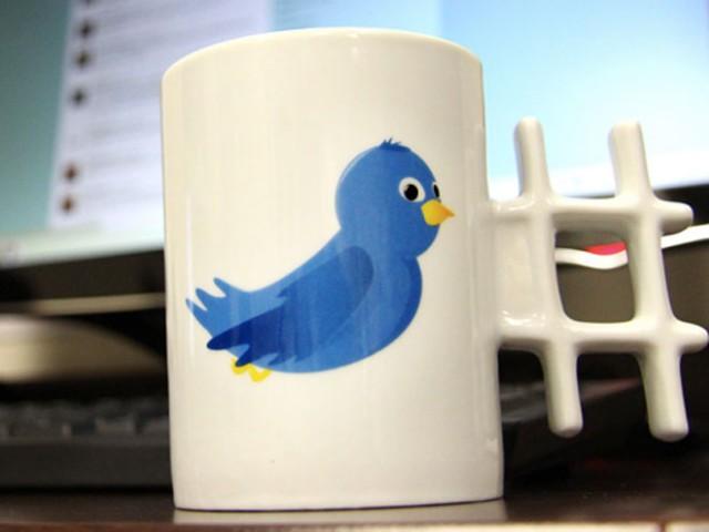 Une tasse pour les Twittos