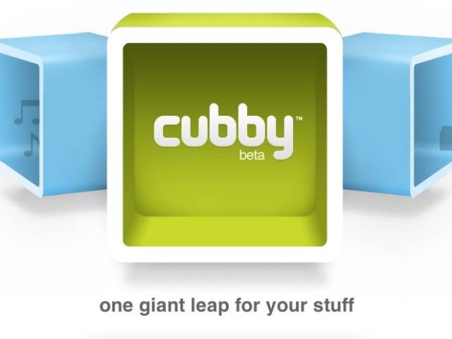 Test Cubby LogMeIn