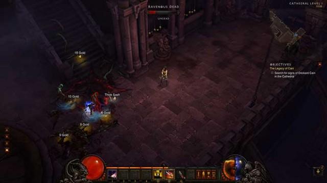 Diablo 3 : test de l'open bêta
