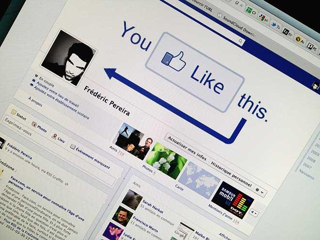 13 Timelines Facebook très Geeks