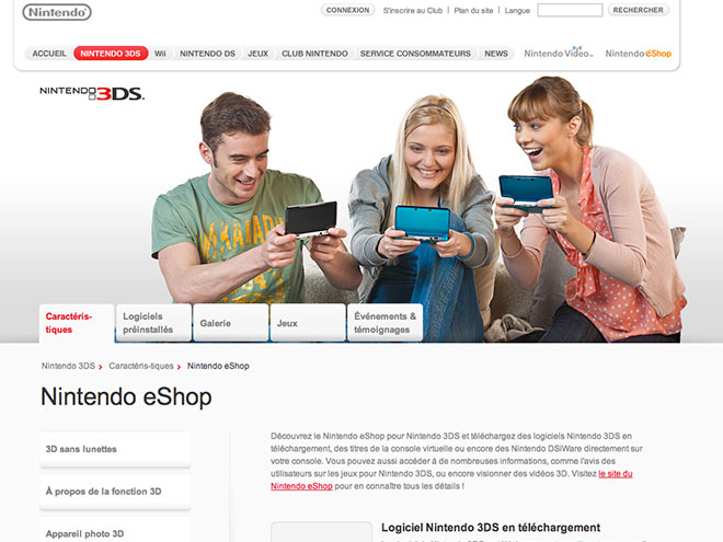 Nintendo va se mettre aux ventes digitales