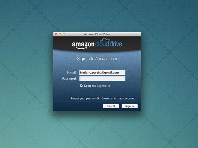 Amazon Cloud Drive : un client pour Windows et Mac OS
