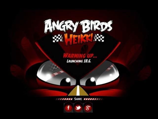 Angry Birds Heikki : sortie le 18 juin