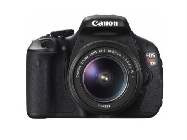 Canon EOS 650D : arrivée en juin, les spécifications leakées