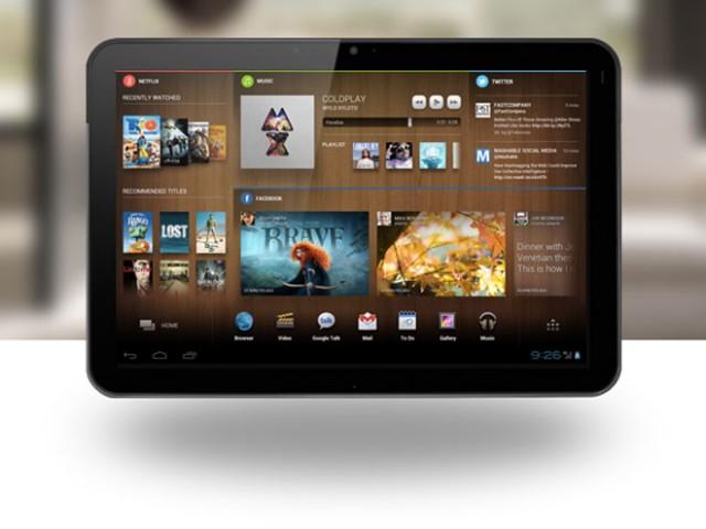 Chameleon, un écran d'accueil intelligent et magnifique pour les tablettes Android