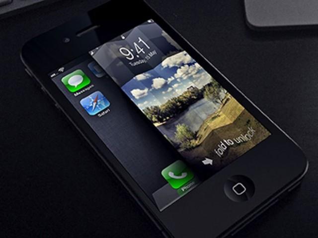 Un magnifique concept de déverrouillage pour l'iPhone