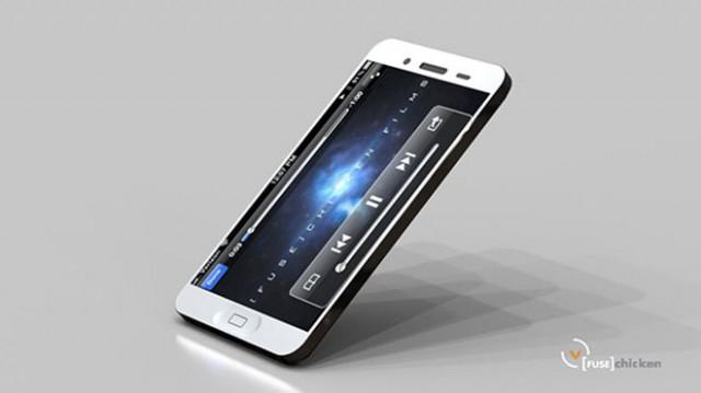 Voilà à quoi pourrait ressembler l'iPhone 5
