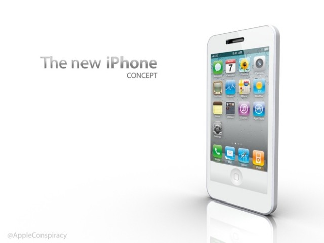iPhone 5 : encore un concept