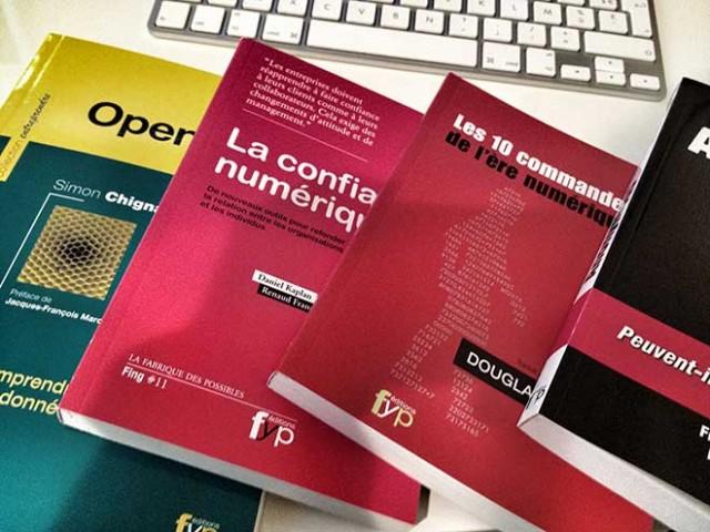Concours : gagne deux livres dédiés au numérique !