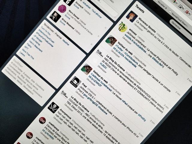 Twitter : les contributeurs font leur entrée... sur certains comptes