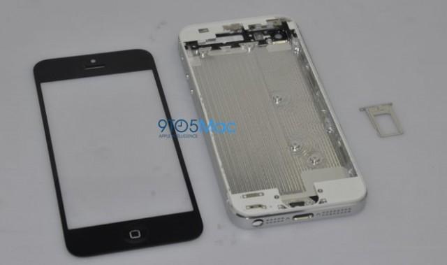 La coque arrière de l'iPhone 5, vraiment ?