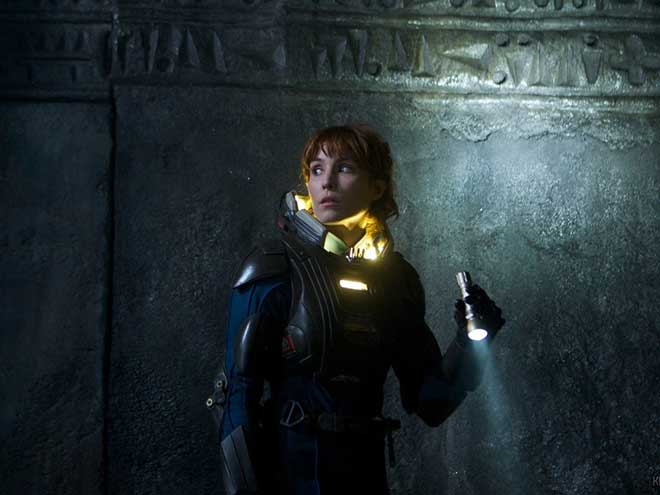 "Prometheus ""Quiet Eye"", une nouvelle featurette"