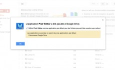 Installer des applications dans Google Drive