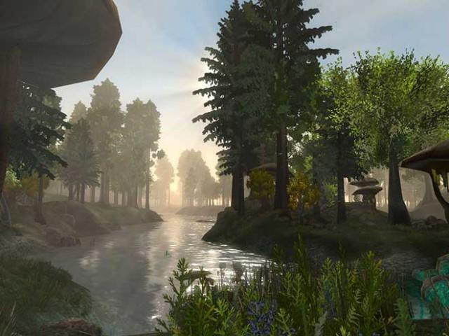 Morrowind Overhaul : Morrowind en plus beau