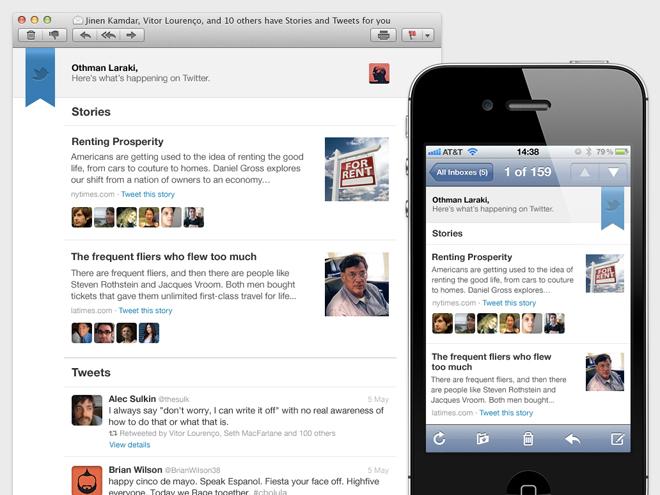 Twitter : les meilleurs tweets de la semaine dans une newsletter