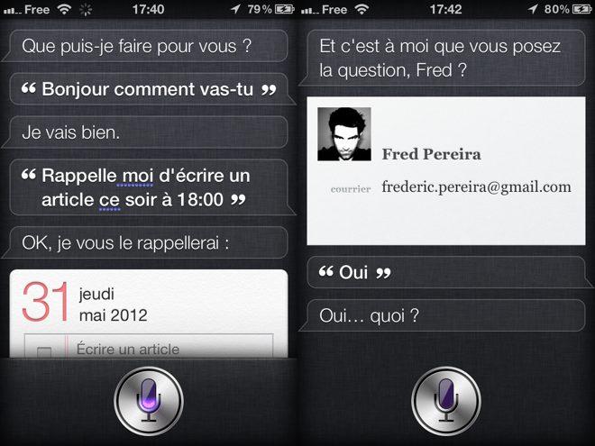 PersistentAssistant : discutez avec Siri sans appuyer sur son bouton