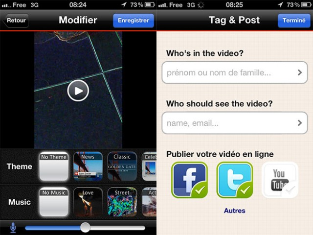 Socialcam, Instagram pour la vidéo