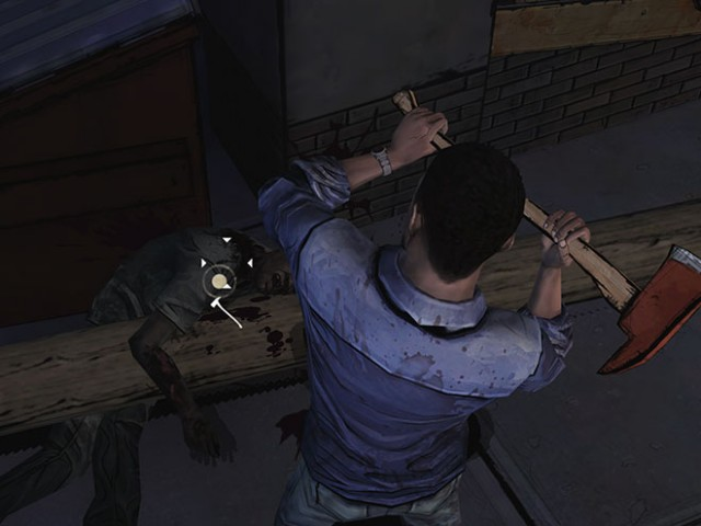Test : The Walking Dead The Game