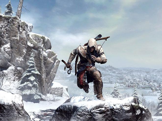 Assassin's Creed 3 : une première vidéo de gameplay