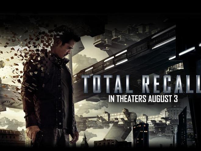 Total Recall 2012 : deux nouvelles vidéos