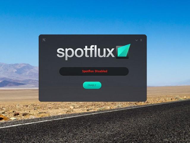 Spotflux, un VPN qui s'installe et se configure en deux clics