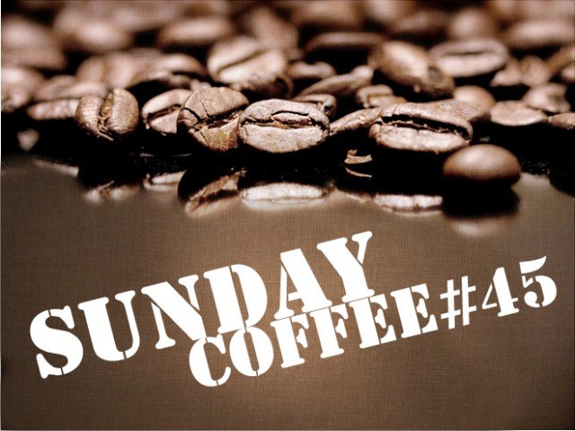 Sunday Coffee #45 : Google I/O, Nexus 7, Nexus Q et Project Glass