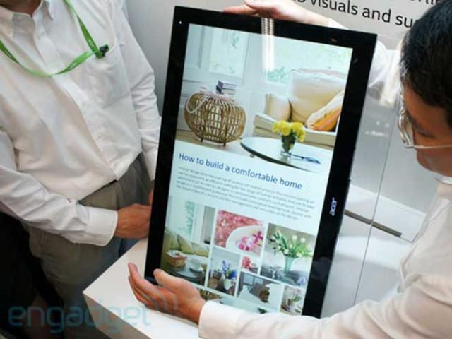 Acer : le plein de tablettes et d'ordinateurs, le tout avec du Windows 8 dedans
