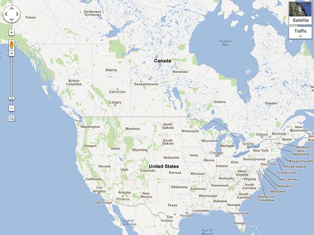 85 % de réduction pour l'API de Google Maps !