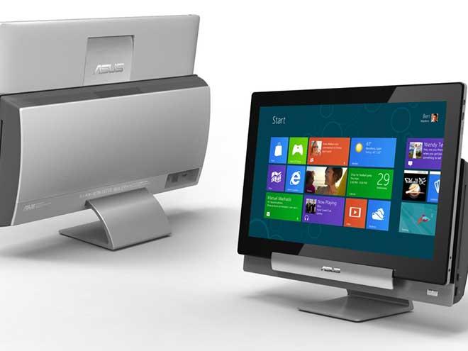 Computex 2012 : Asus Transformer AIO, un tout-en-un et une tablette tactile en même temps