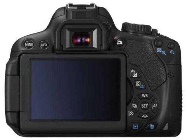 Canon EOS 650D : 18 megapixels et plein de nouveautés