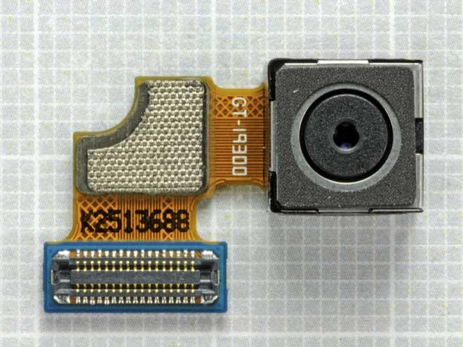 Le capteur du Samsung Galaxy S3 est le même que celui de l'iPhone 4S