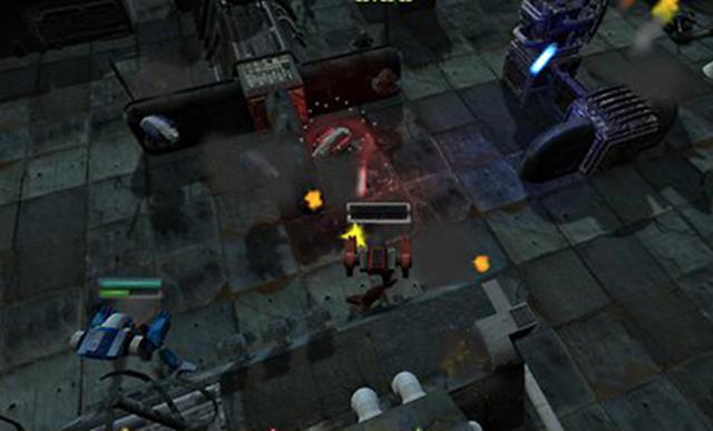 EA Strike Force, un jeu en ligne en HTML5