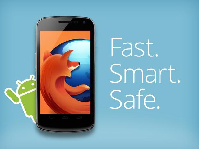 Firefox Android : quelque chose de gros pour cette semaine