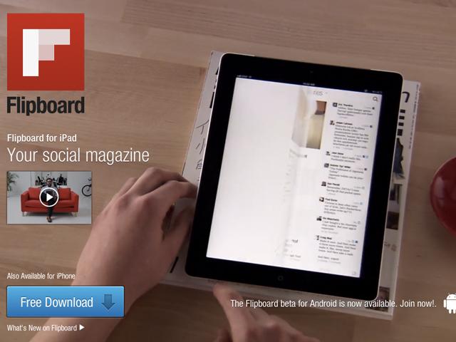 Flipboard : vers un partenariat avec Google+