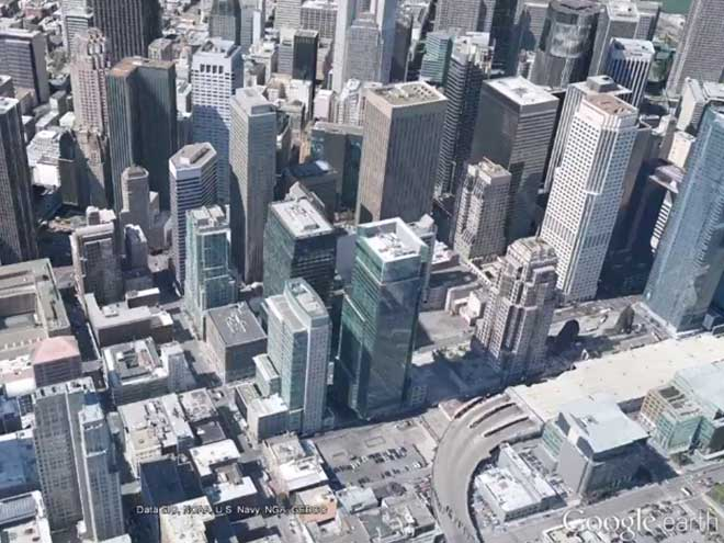 Google Maps Next Dimension : 3D, mode hors ligne et nouveaux équipements