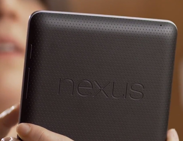 Vidéo : Nexus 7, la tablette tactile de Google