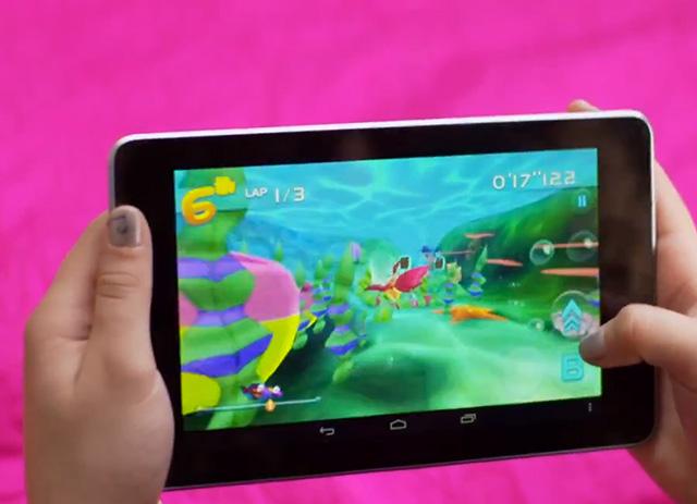 Vidéo : Nexus 7, la tablette tactile de Google