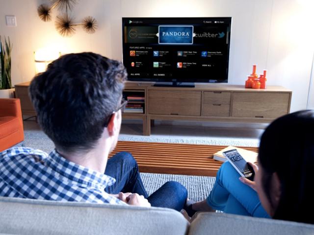 Sony va lancer deux Google TV en Europe à partir de septembre
