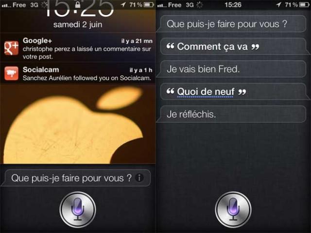 """Hands Free Control : discutez avec Siri sans appuyer sur le bouton """"home"""""""