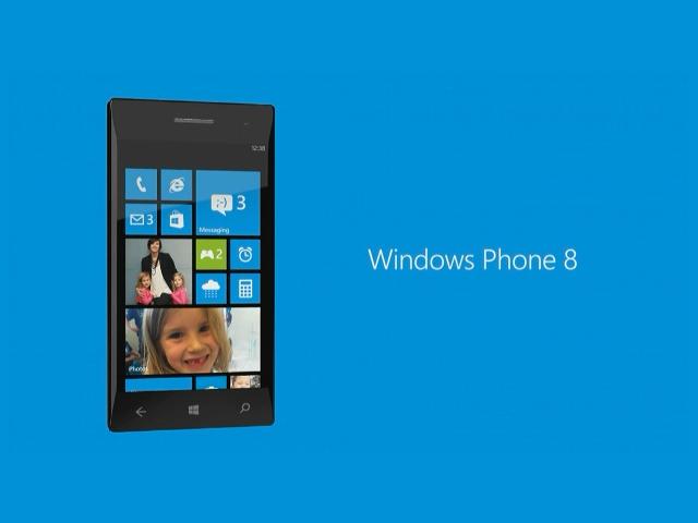 HTC : trois mobiles sous Windows Phone 8 pour la fin de l'année