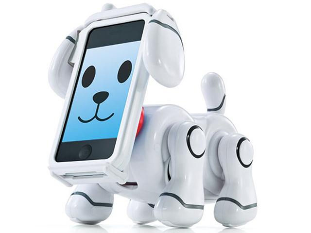 Transformer votre iPhone en chien robot, c'est possible (et c'est japonais) !