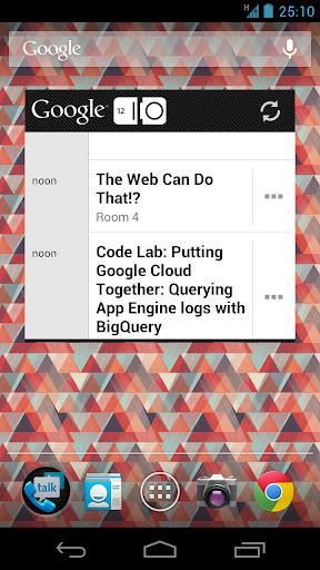 Jelly Bean : la première capture de Google Android 5.0 ?