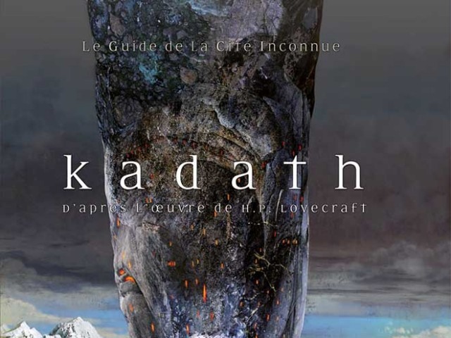 Kadath - Le Guide de la Cité Inconnue : sans doute l'un des plus beaux livres numériques à ce jour